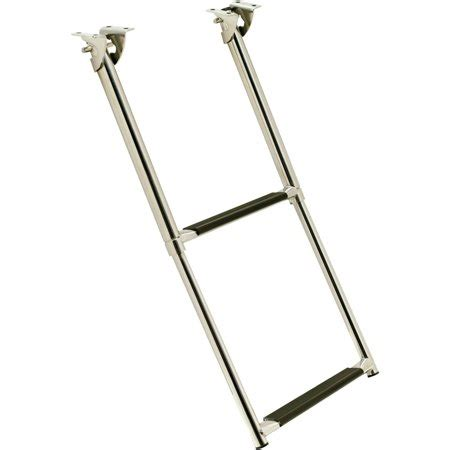 universal boat ladder seachoice telescoping ladder only for universal swim