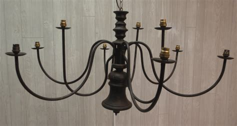 Black Hanging Chandelier Prodecor Function Decorators Show Category