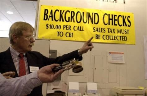 I 485 Background Check Colorado Voters Support Background Checks Yet Still Recall