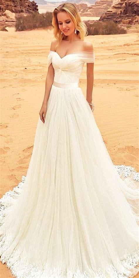 simple wedding dresses  elegant brides elegant