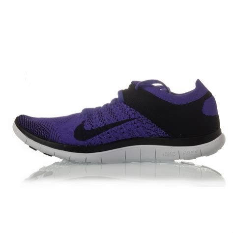 nike free shoes nike free flyknit 4 0 womens running shoes black white