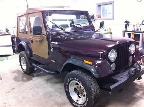 Jeep Cj7 Forum 1985 Cj7 Renegade Jeep Cj Forums