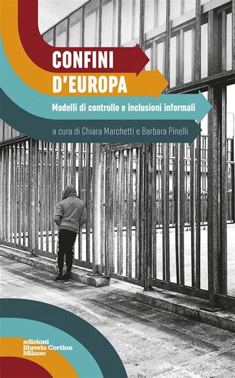 libreria cortina confini d europa autori vari raffaello cortina editore