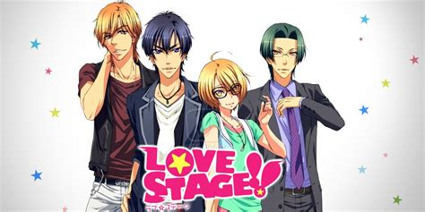wallpaper anime love stage anime review love stage 2014 c t r l g e e k p o d