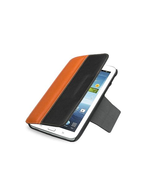 Samsung Tab 3 T215 tetded premium leather for samsung galaxy tab 3 7 0 wifi 3g lte sm t210 sm t211 sm t215