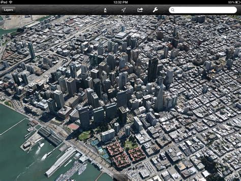 3d maps s neato 3d city view arrives on ios today cnet