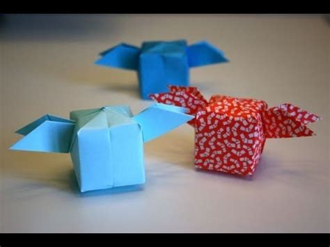 Origami Bomb - origami tutorial winged water bomb