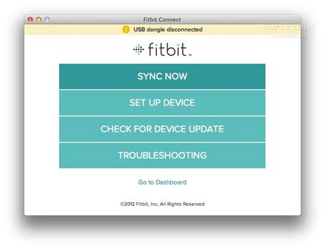 connect fitbit to android fitbit connect mac