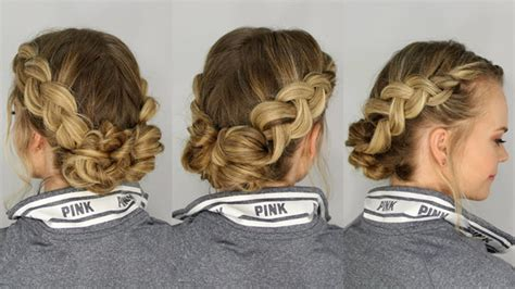 hairstyles to suit no neck best hairstyles to go with a high collar dress