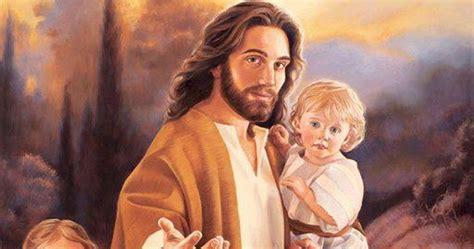 imagenes de jesus orando para niños palabra de dios diaria lecturas del s 193 bado vii del t