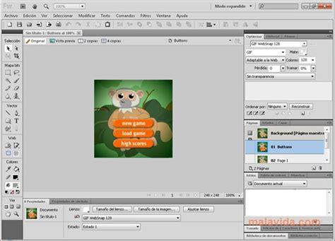 editor de imagenes web adobe fireworks descargar fireworks cs6 gratis en espa 241 ol