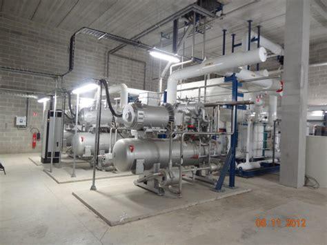conception et suivi froid industriel installation