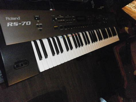 Keyboard Roland Rs 50 photo roland rs 50 roland rs 50 59176 966261 audiofanzine