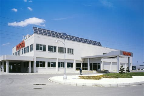 nissan manufacturing plants worldwide toyota manufacturing plants locations toyota plant san