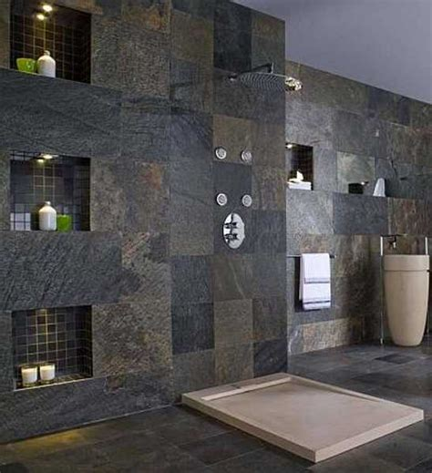 stone tile bathroom ideas 20 ideas to use modern stone tiles and enrich your home