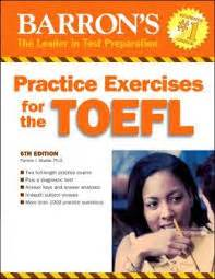 Barrons Toeic 5th Edition Barrons Bonus Cd Lougheed Diskon barron practice exercises for the toefl 6th