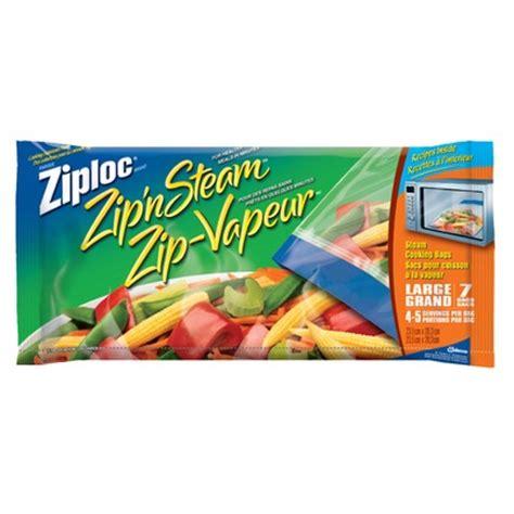 buy ziploc zip n steam microwave cooking bags from canada