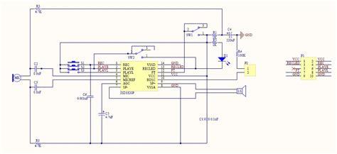 En Isd1820 Recording Module 1 speech recognition isd1820 sound voice recording module