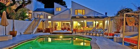 vacation homes for rent california los angeles county villas rentals malibu
