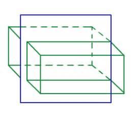 learn cross section geometry math tutorvista