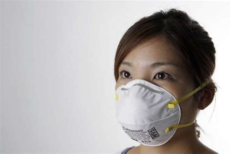 Masker N95 dust mask or n95 gpr industrial