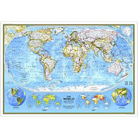 world classic pacific centered laminated national geographic reference map books world classic pacific centered earth toned enlarged and