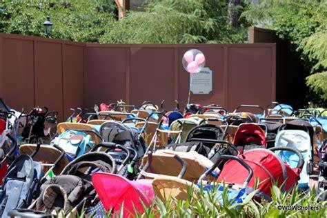 Crib Rental Orlando Fl by Strollers At The Magic Kingdom Disney World Strollers