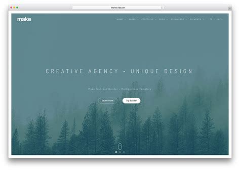 templates for making website 20 best responsive bootstrap website templates 2018 colorlib