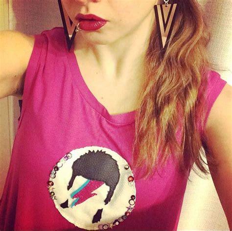 tutorial imetec bellissima kiss tutorial per cucire una maglietta con david bowie
