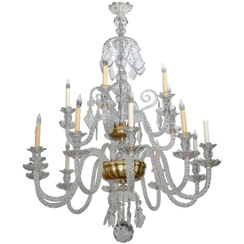 1920s Chandelier Monumental Venetian Glass Eighteen Light Chandelier 1920s For Sale At 1stdibs