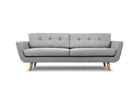 coolest sofa vera 3 seater sofa vendy cool grey