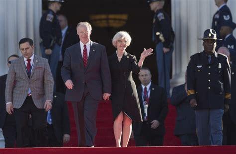 Gov Bentley Alabama Rebekah Denies Affair With Governor Bentley