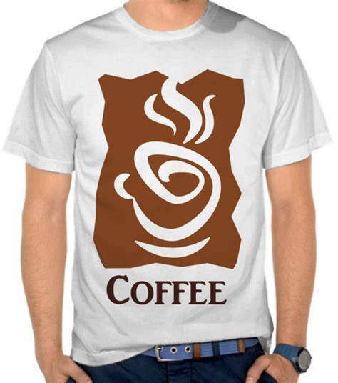 kaos coffee d85 shirt coffee kaos anak import toko baju
