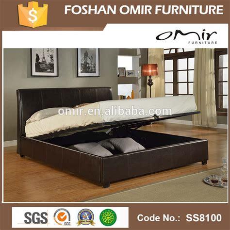 Ranjang Hidrolik ss8100 hidrolik mengangkat penyimpanan bed bedroom furniture set tempat tidur id produk