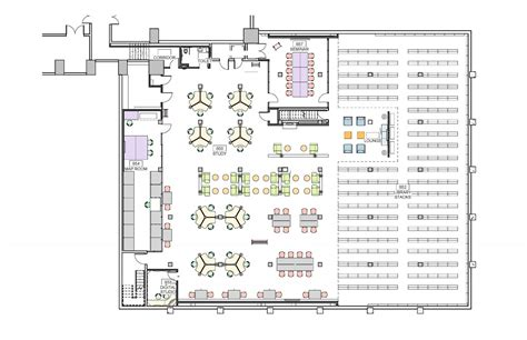 event space presentation software presenting a floor level floor layouts center for science and social science