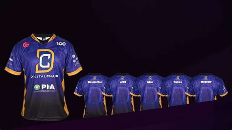 Jersey Digital Chaos the international dota 2 2017 jerseys ranked fhm ph