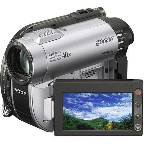 Memory Handycam sony dcr dvd610 hybrid dvd memory stick standard dcr dvd610 b h