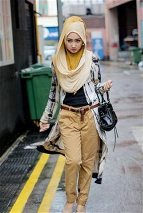 Coat Mocca Pakaian Muslimah Modis Fashion Muslim fashion casual the new trend for 2015