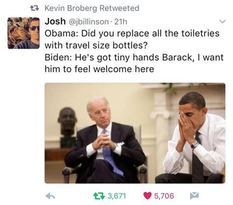 Biden Obama Trump Memes - those joe biden memes make us miss him even more 6 pics