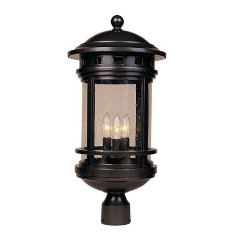 outdoor oil ls lanterns designers fountain mesa 3 light oil rubbed bronze outdoor
