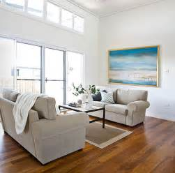 Livingrooms Modern Interior Coastal Style Living Room