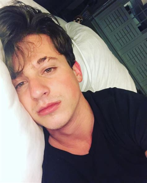 charlie puth xcel see celebrities first instagram pics of 2017 14 j 14