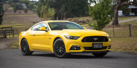 2017 ford mustang gt fastback review term report one