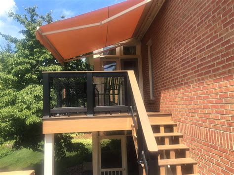 sunsetter awning cost retractable awning installation how much do cost some