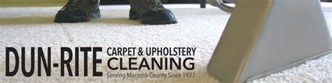 dun rite carpet upholstery cleaning in macomb mi
