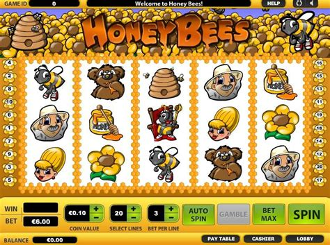 honey bees slot review  cozy games