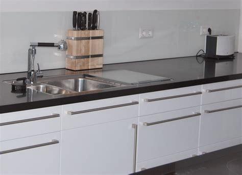 küchenwand spritzschutz schwarz k 252 che spritzschutz