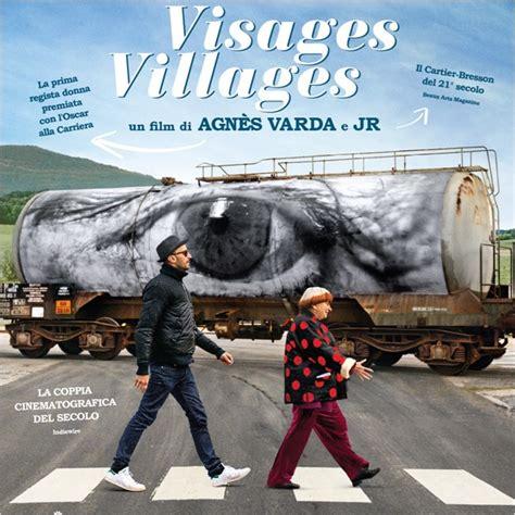 agnes varda dvd visages villages quot visages villages quot un film di agn 232 s varda e jr arte go