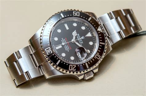 Rolex Giveaway 2017 - rolex sea dweller 126600 watch marks 50th anniversary of the sea dweller ablogtowatch