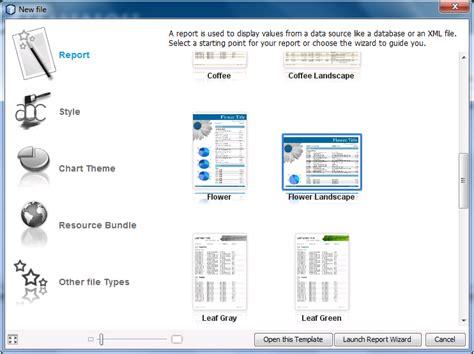 dalam membuat query objects yang utama membuat report di java dengan ireport dengan parameter